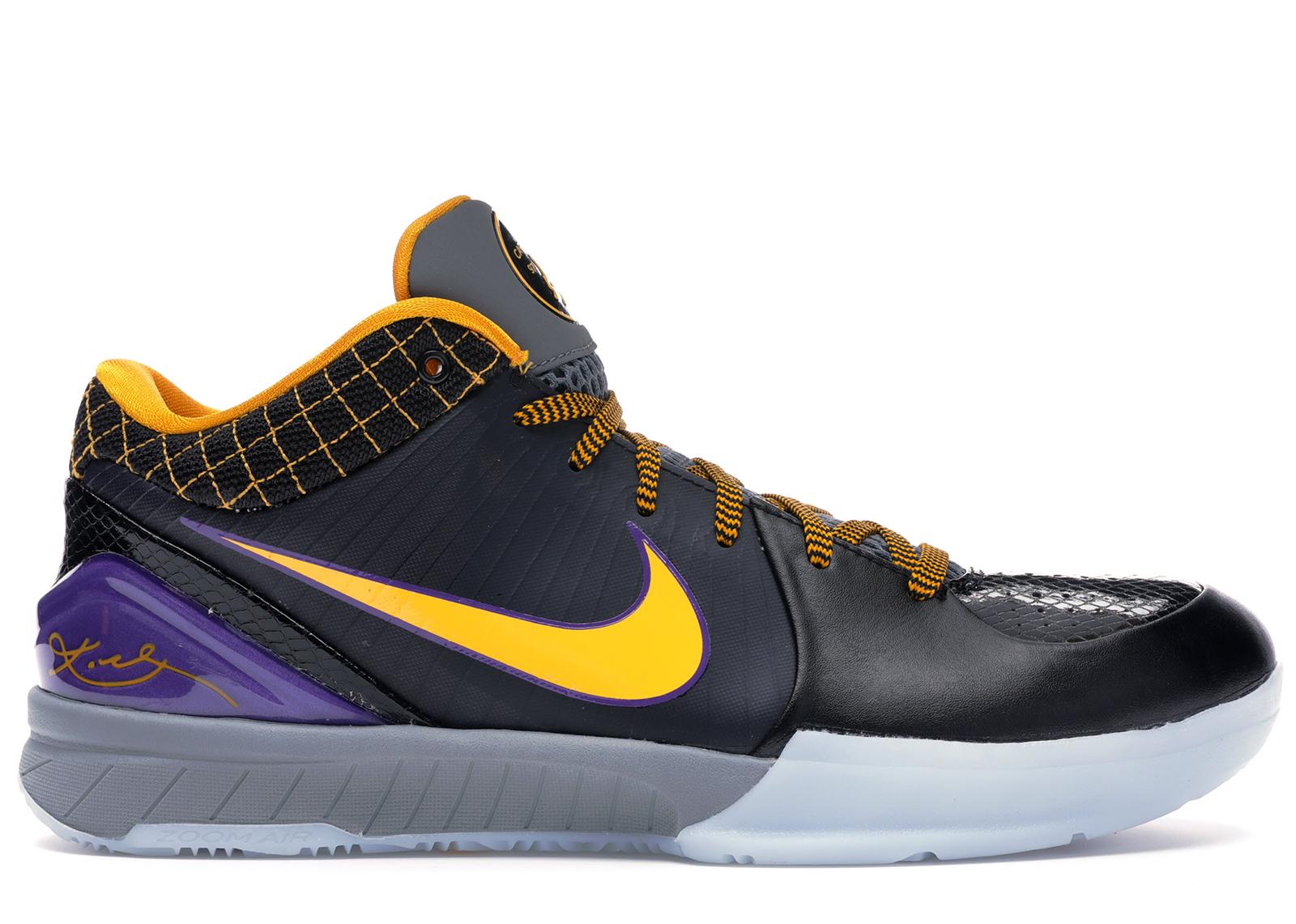 Buy Nike Kobe 4 Shoes & Deadstock Sneakers