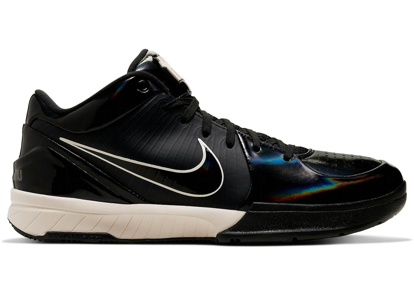 Nike Kobe 4 Protro Undefeated Black Mamba - CQ3869-001