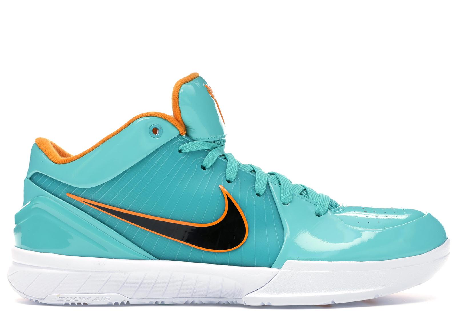 Nike Kobe 4 Protro Undefeated San Antonio Spurs - CQ3869-300