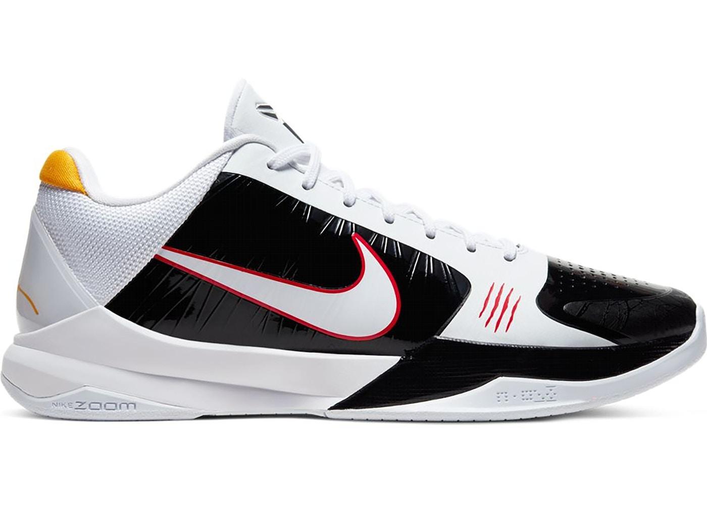 Nike Kobe 5 Protro Bruce Lee Alternate - CD4991-101