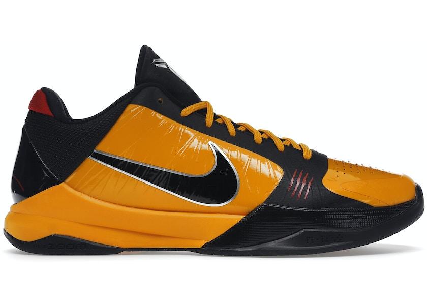 Nike Kobe 5 Protro Bruce Lee