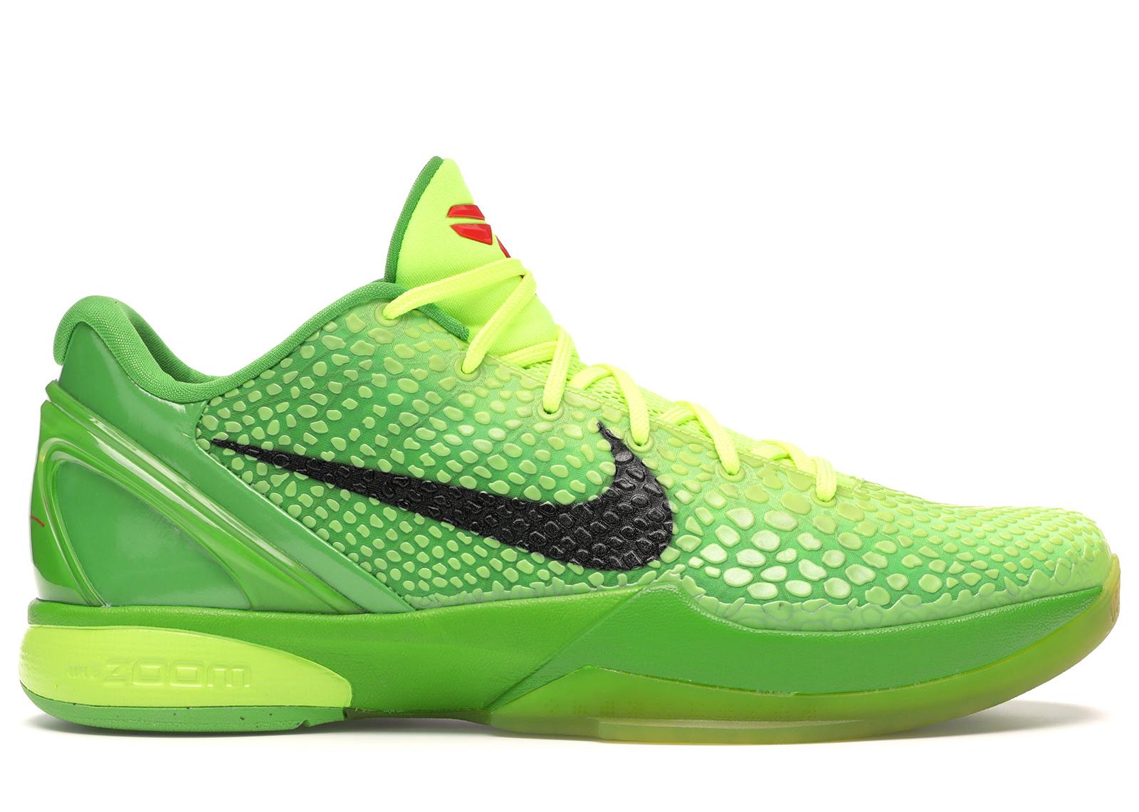 Nike Kobe 6 Grinch (2010) - 429659-701