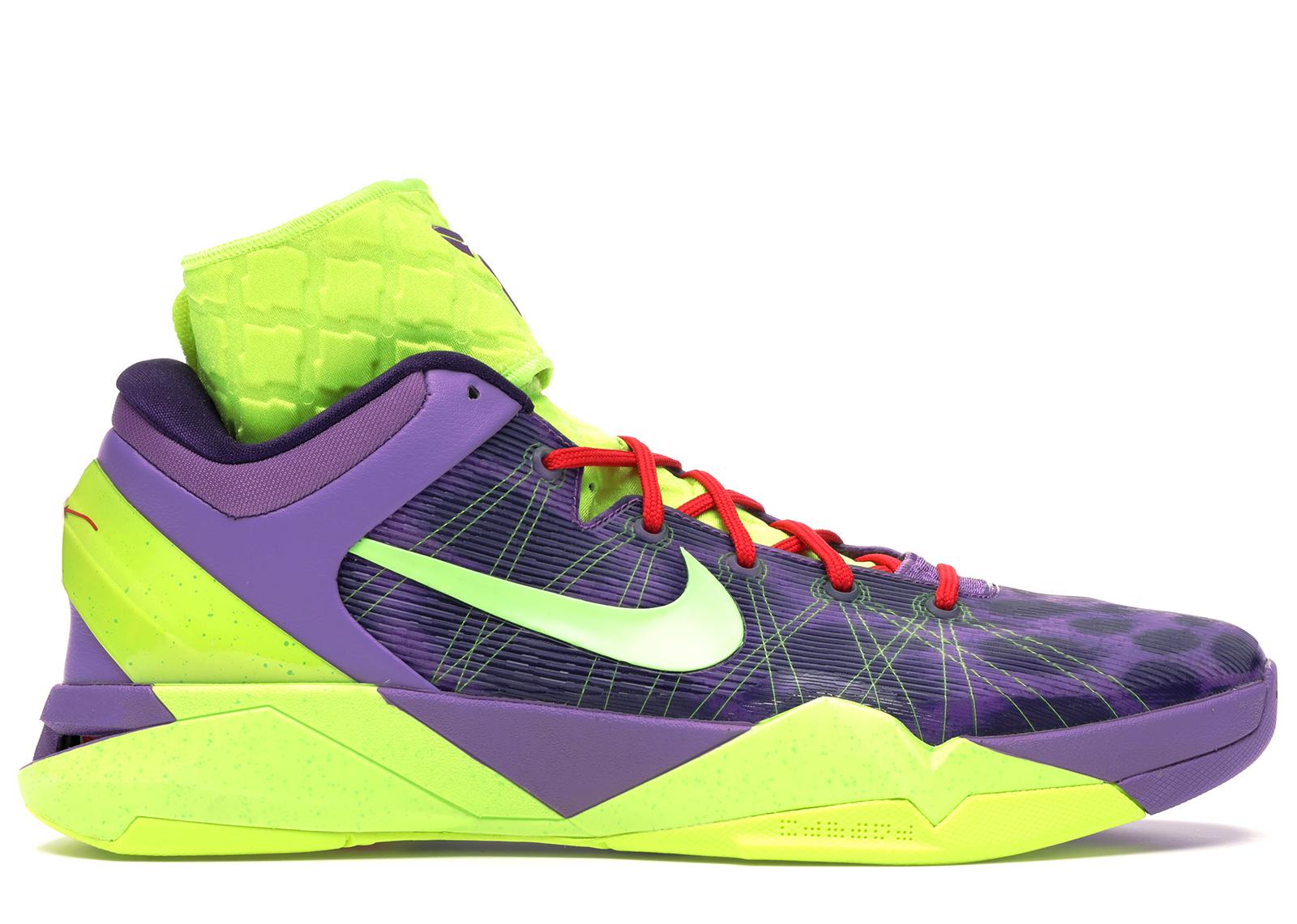 Nike Kobe 7 Christmas (Leopard) - 488244-500