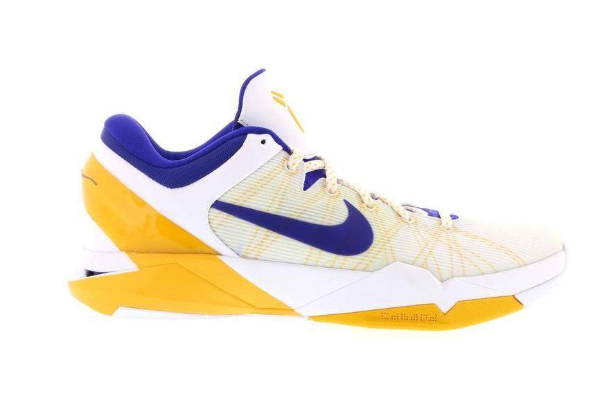 Nike Kobe 7 Lakers Home
