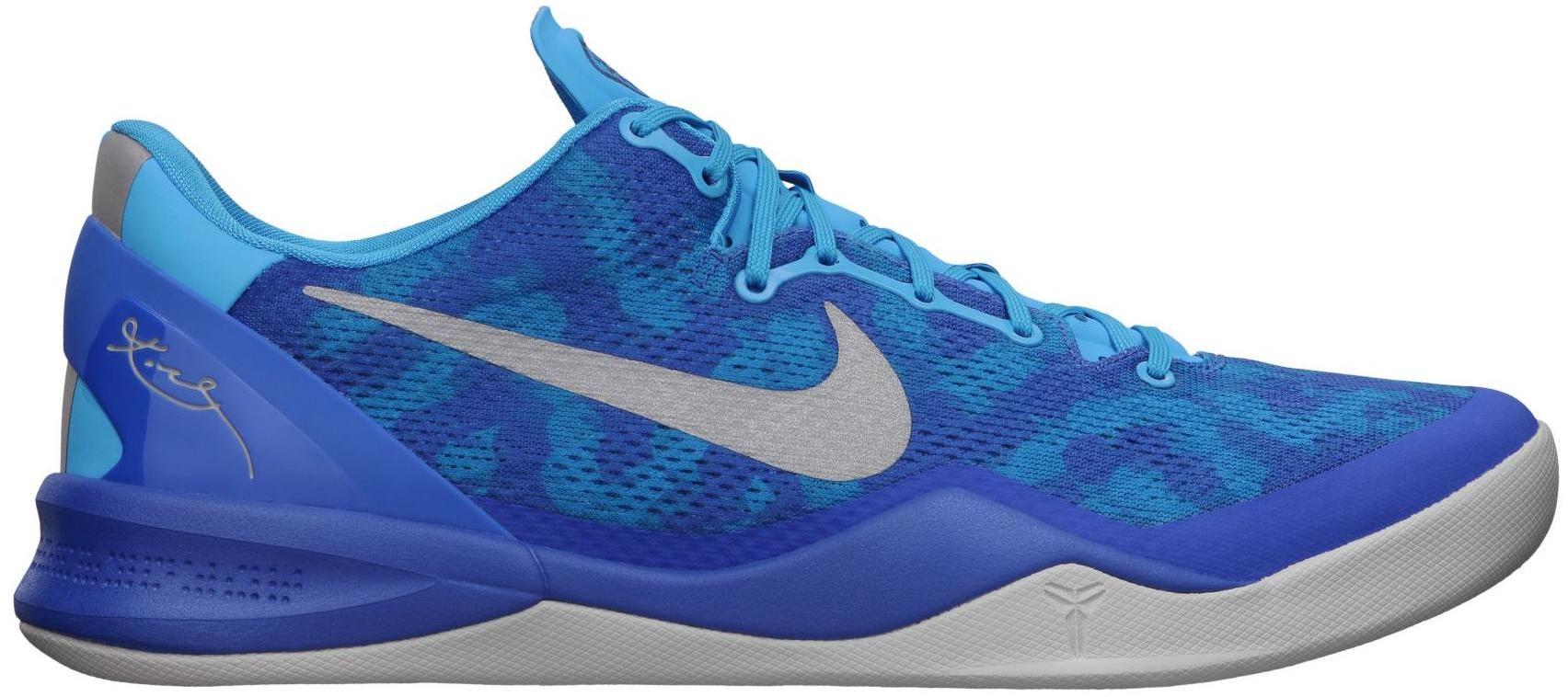 Nike Kobe 8 Blue Glow - 555035-400
