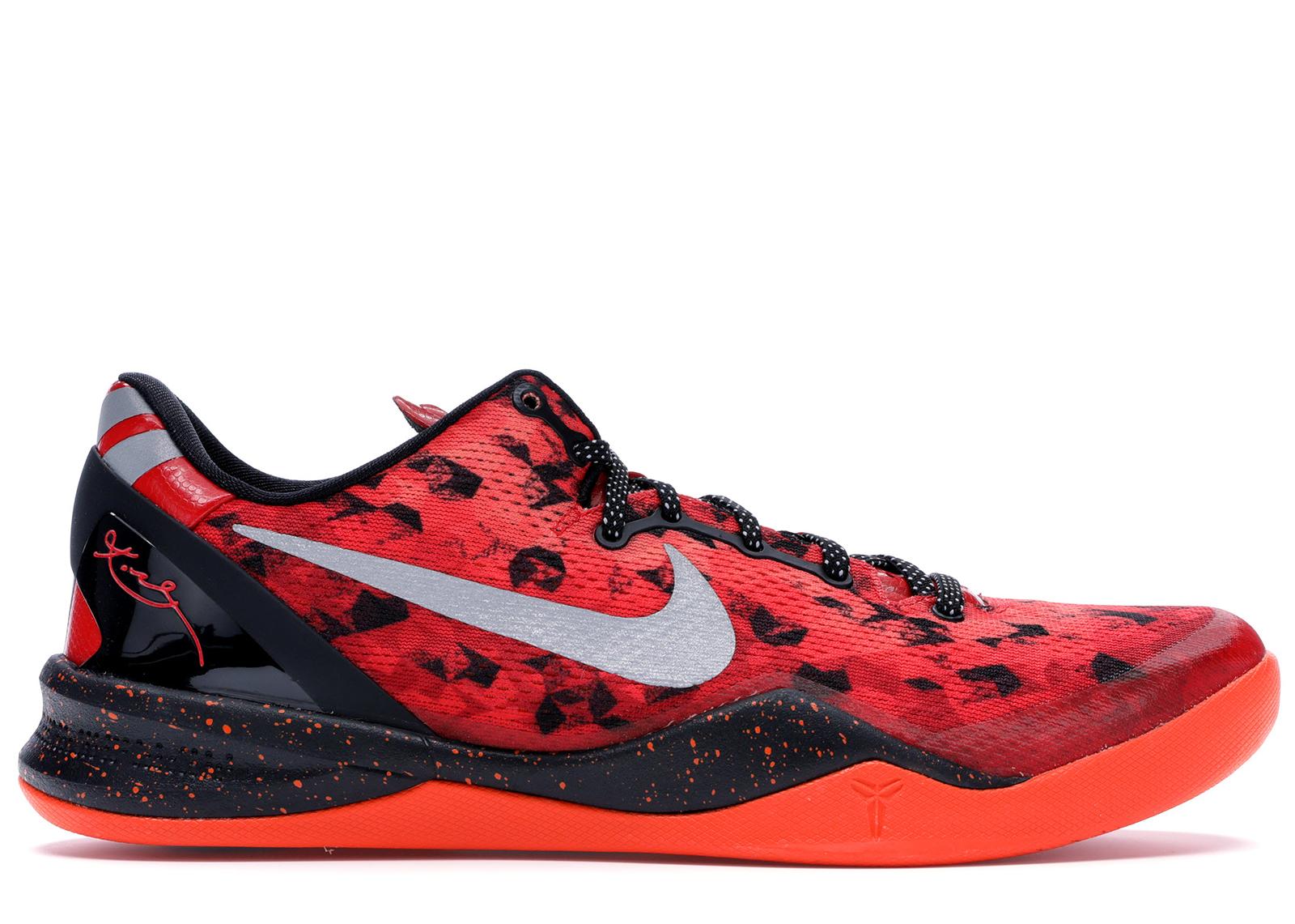 Nike Kobe 8 Challenge Red - 555035-600