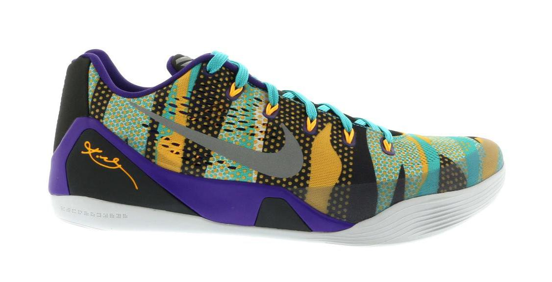 Nike Kobe 9 EM Low Unleashed