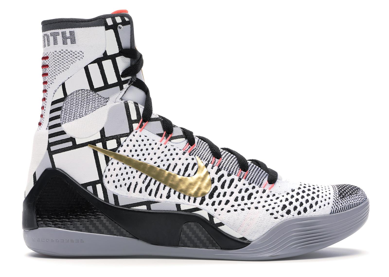 Nike Kobe 9 Elite Gold Fundamentals