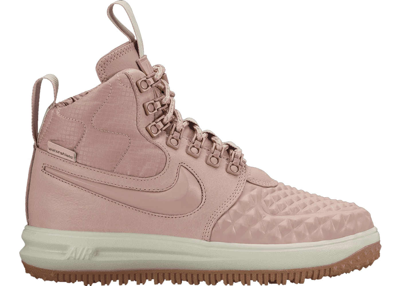 Nike Lunar Force 1 Duckboot Particle Pink (W)