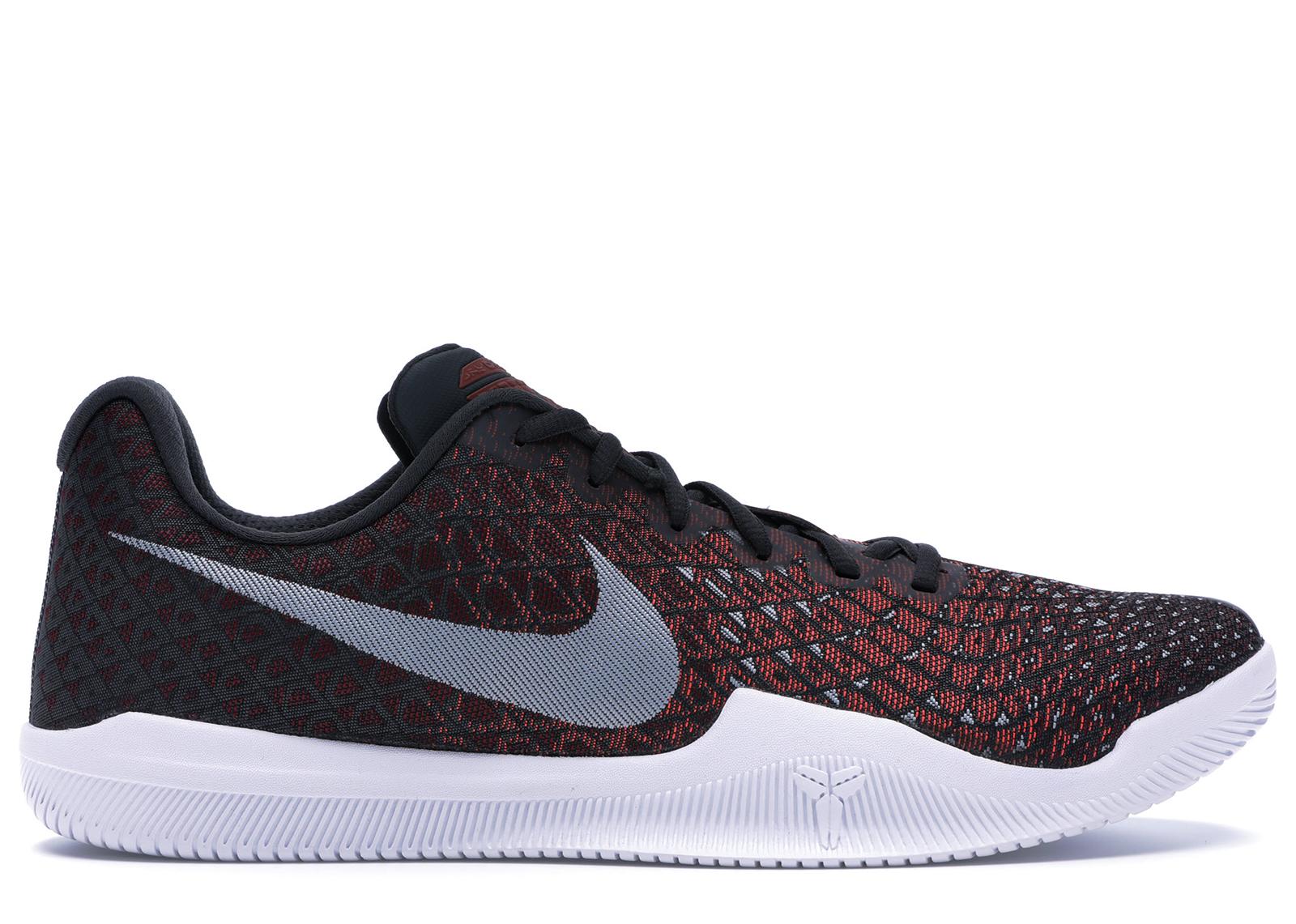 Nike Mamba Instinct Anthracite Black - 852473-006