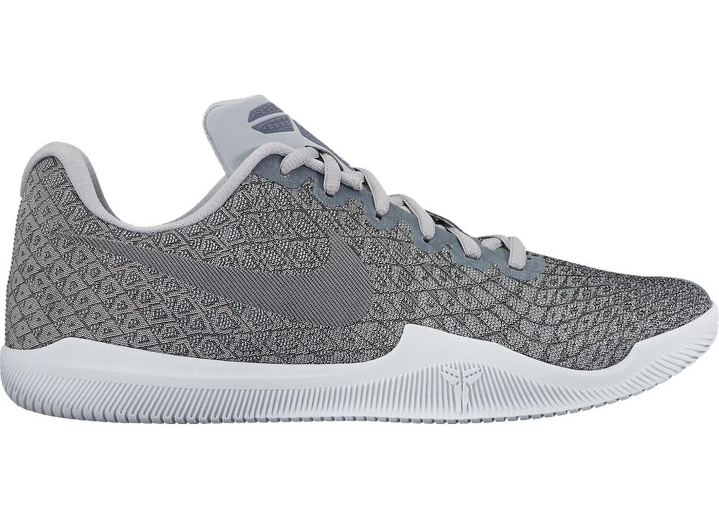 Nike Mamba Instinct Pure Platinum - 852473-002