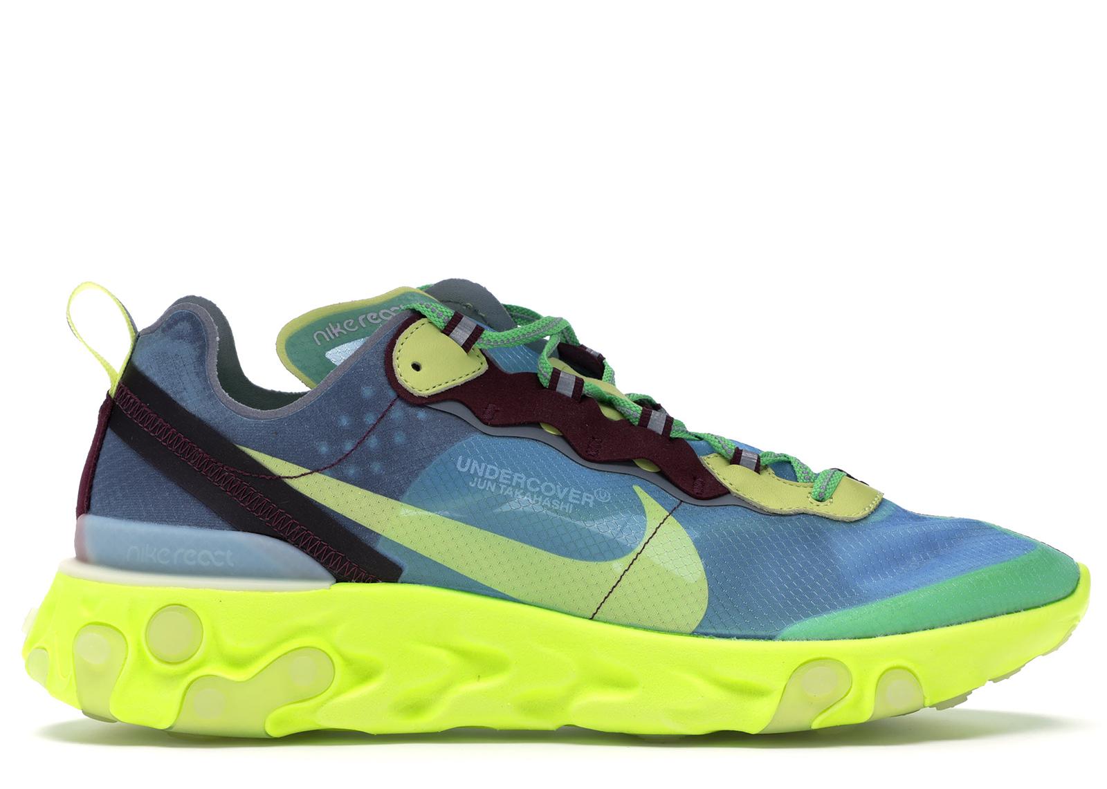 Nike React Element 87 Undercover Lakeside - BQ2718-400