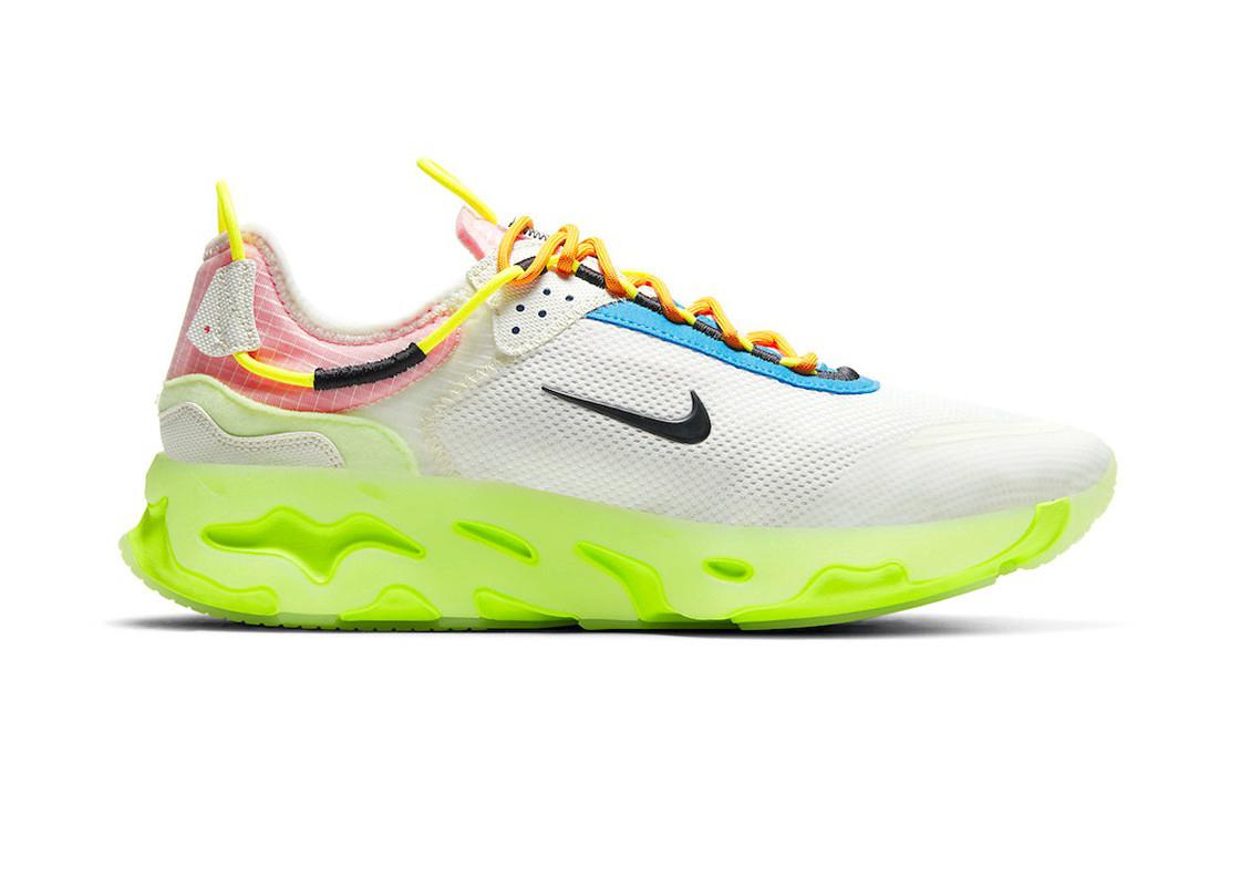 Nike React Live White Volt
