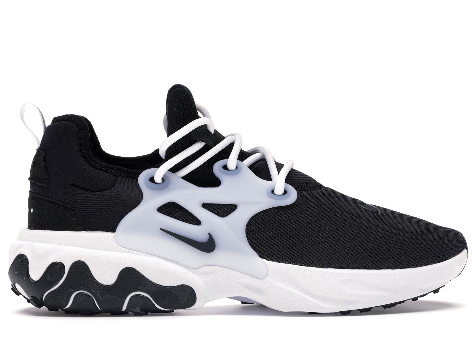 Nike React Presto Black White - AV2605-003