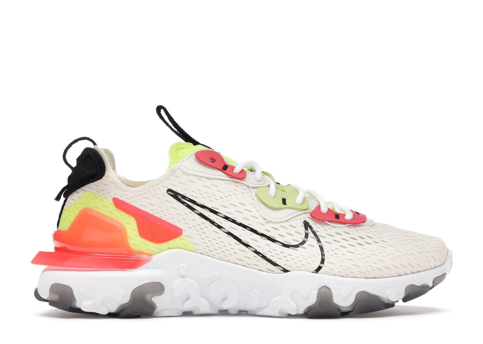 Nike React Vision Orange Volt (W)
