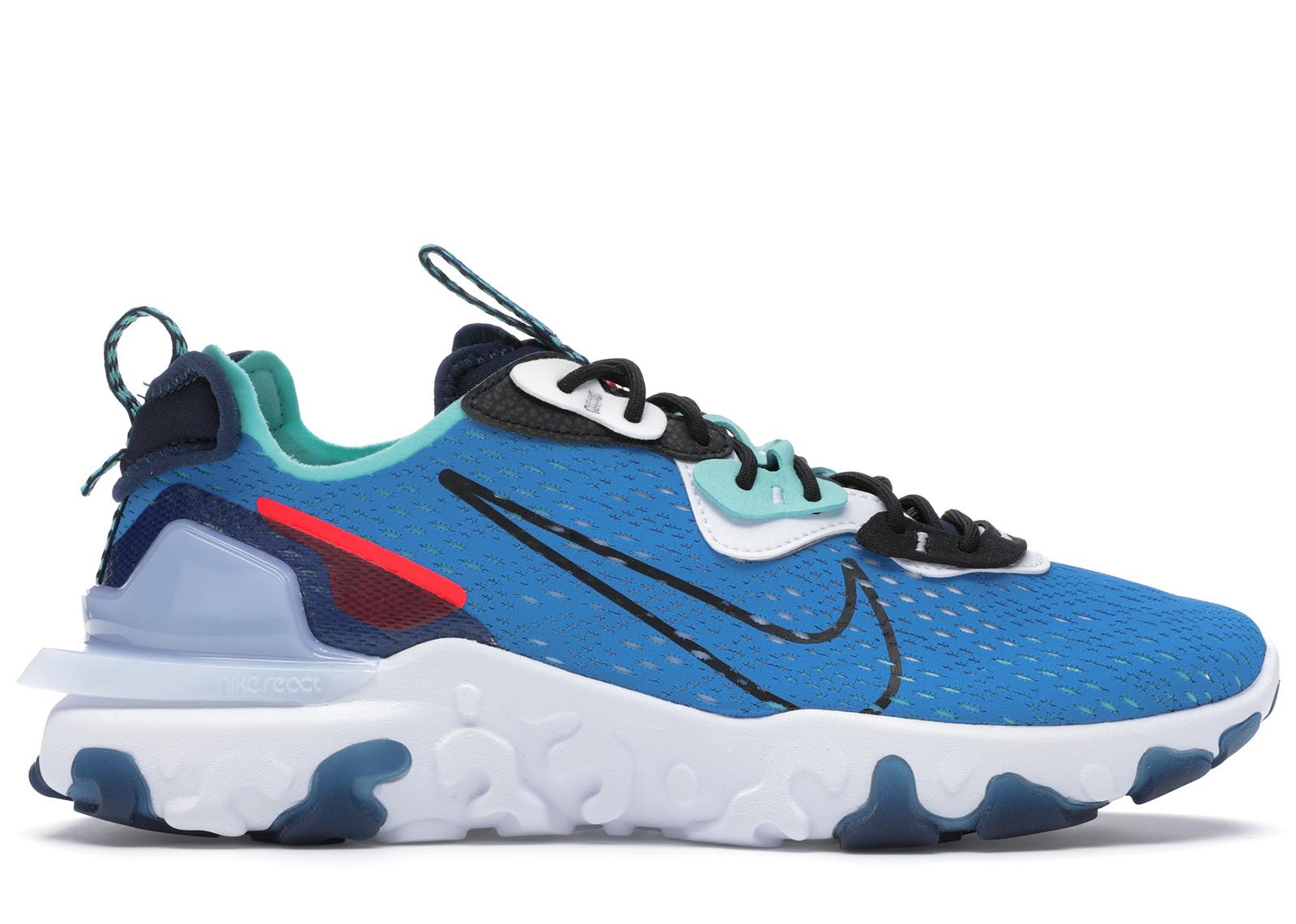 Nike React Vision Photo Blue