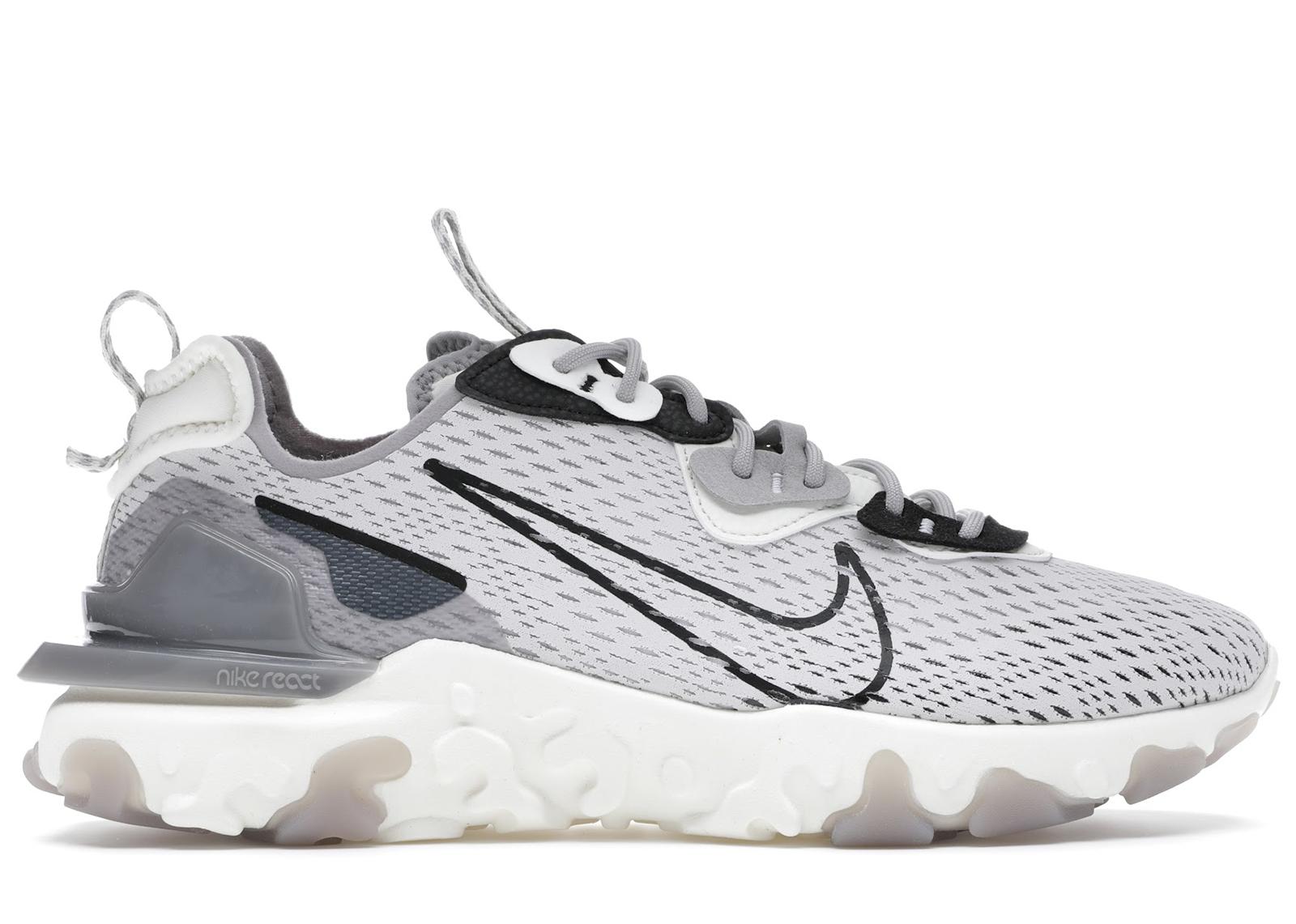 Nike React Vision Vast Grey