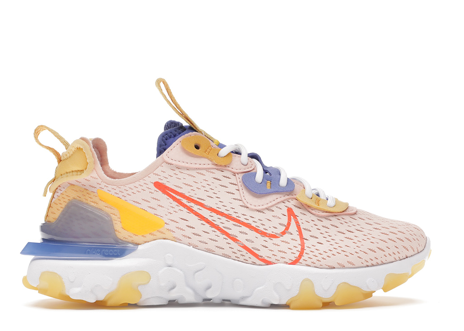 Nike React Vision Washed Coral (W)