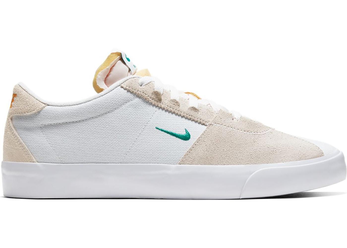 Nike SB Air Zoom Bruin Edge White Neptune Green