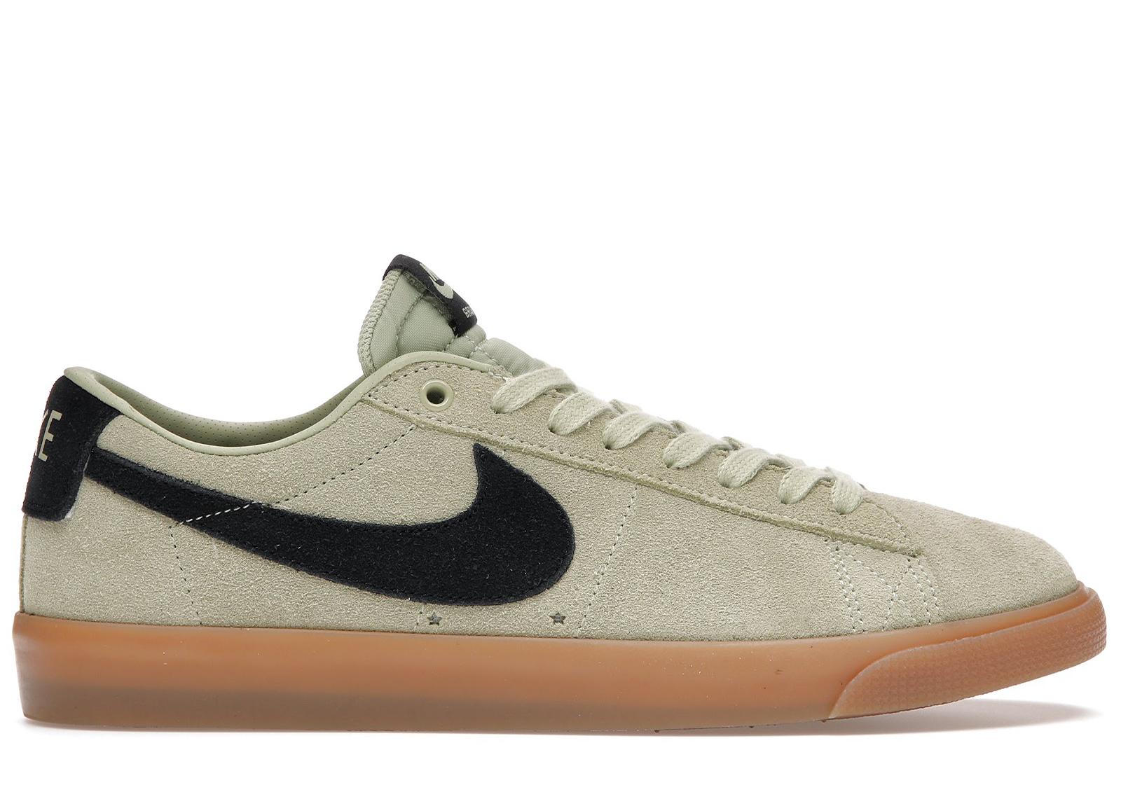 Nike SB Blazer Low GT Olive Aura - 704939-303