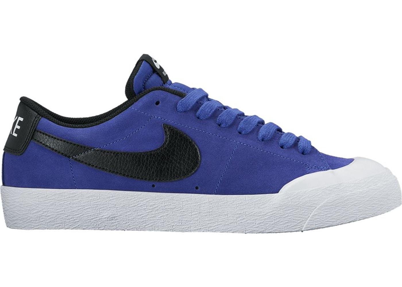 Nike SB Blazer Low XT Deep Night - 864348-501