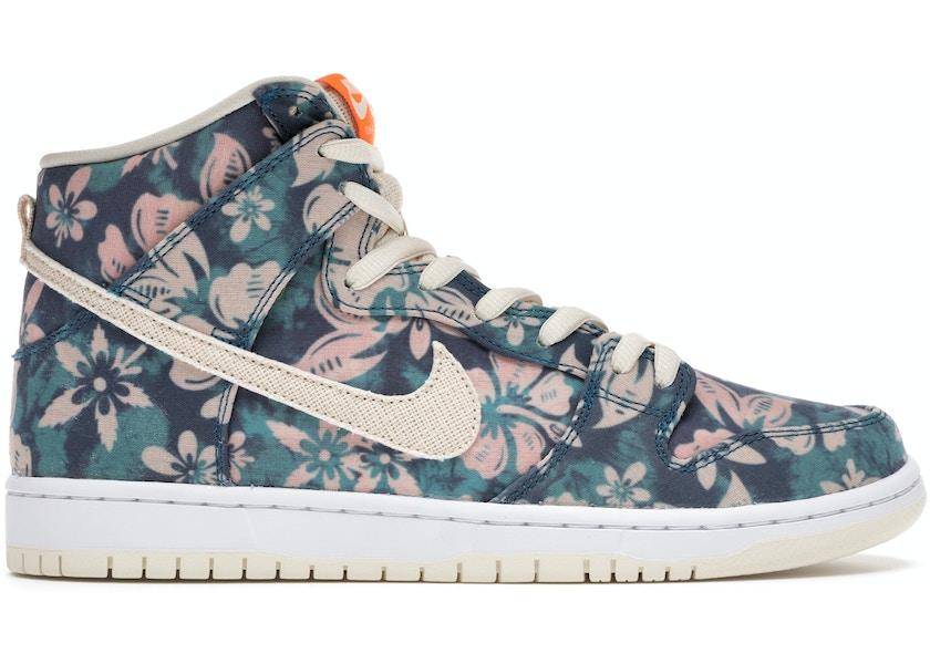 Nike SB Dunk High Hawaii