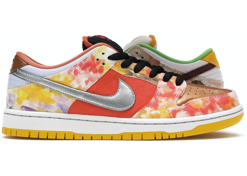 Nike SB Dunk Low Street Hawker (2021)