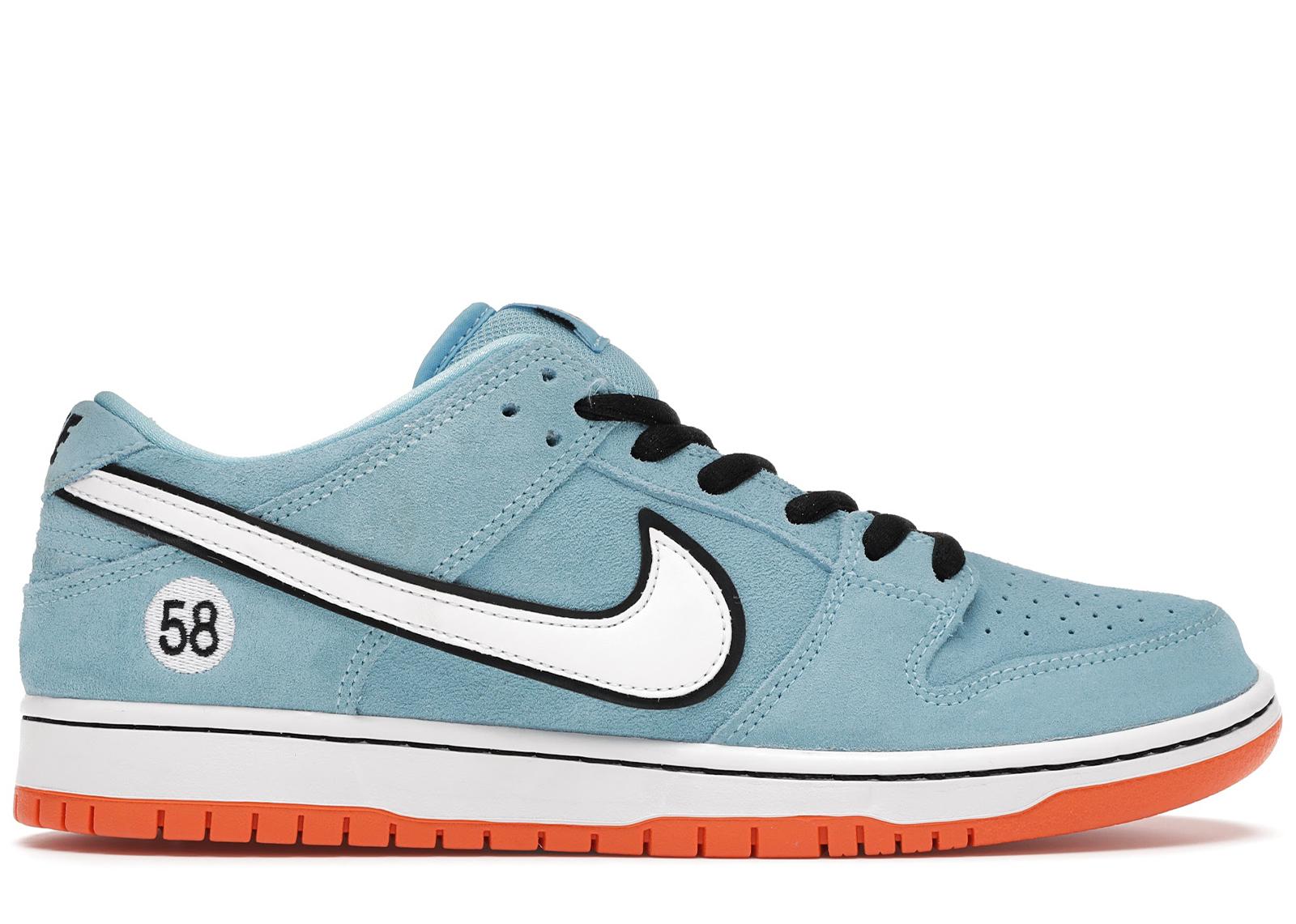 Nike SB Dunk Low Club 58 Gulf - BQ6817-401
