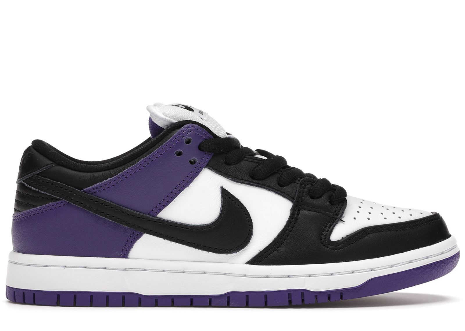 Nike SB Dunk Low Court Purple - BQ6817-500