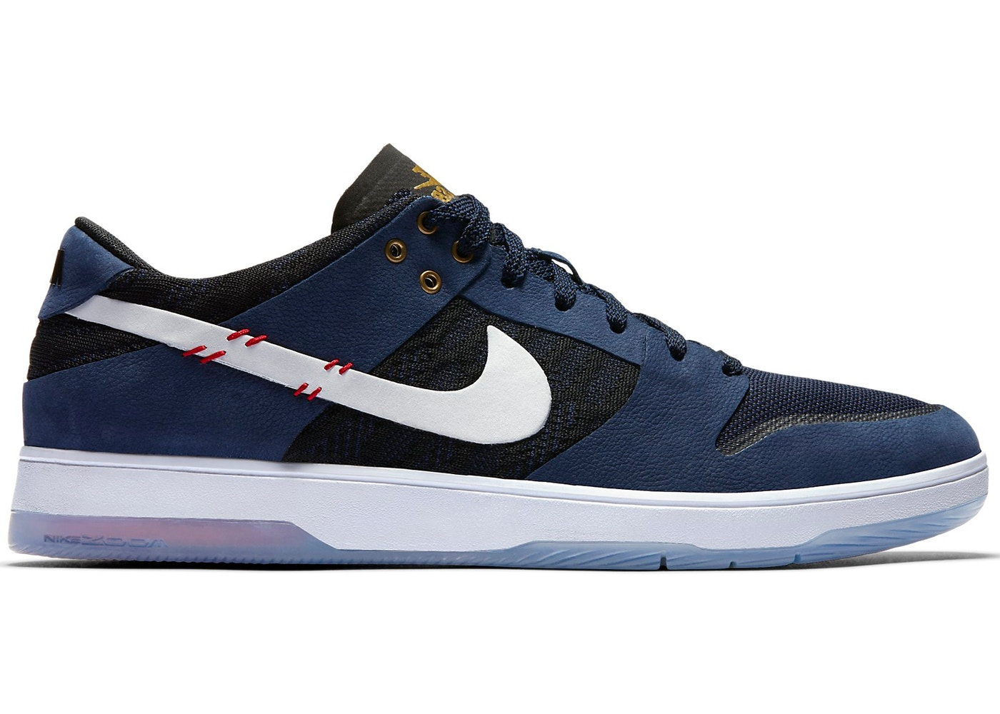 polilla contrabando León  Nike SB Dunk Low Elite Sean Malto - 877063-416