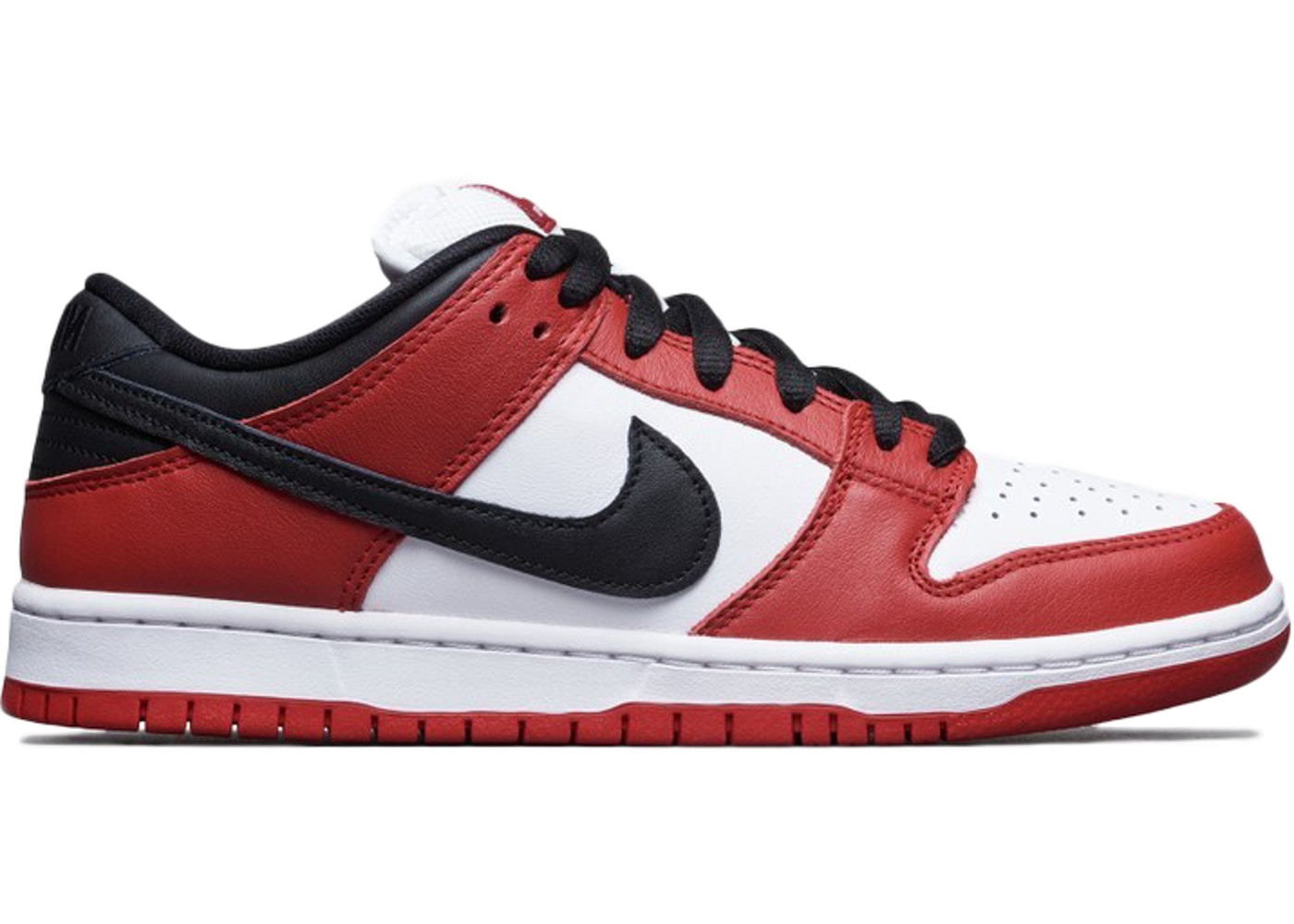 Adaptabilidad Decir la verdad embargo  Nike SB Dunk Low J-Pack Chicago - BQ6817-600