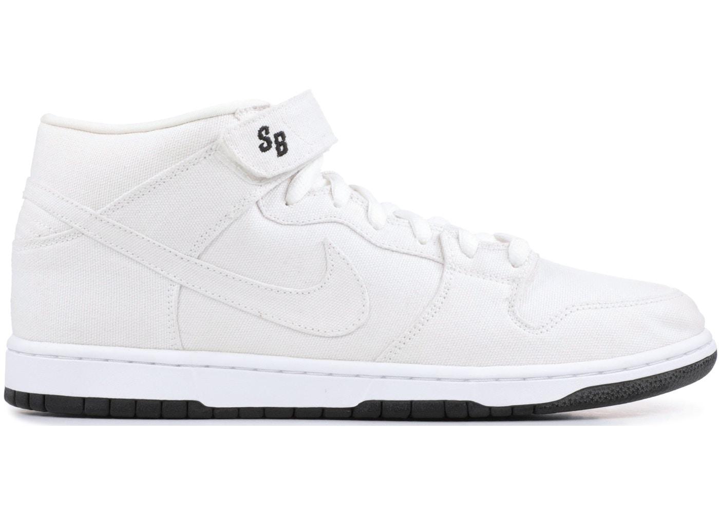 Buy Nike SB SB Dunk Mid Shoes & Deadstock Sneakers