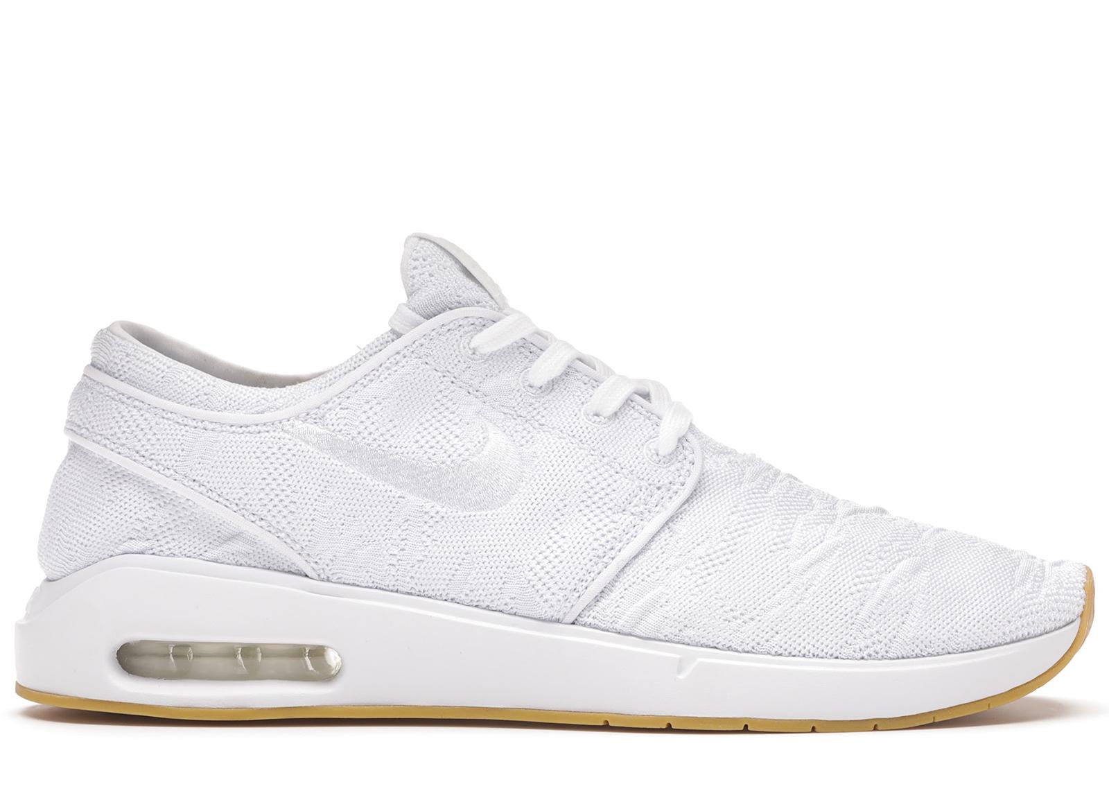 Nike SB Air Max Janoski 2 White Gum - AQ7477-100