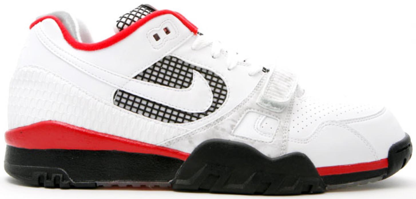 Nike SB Air Trainer 2 Supreme White