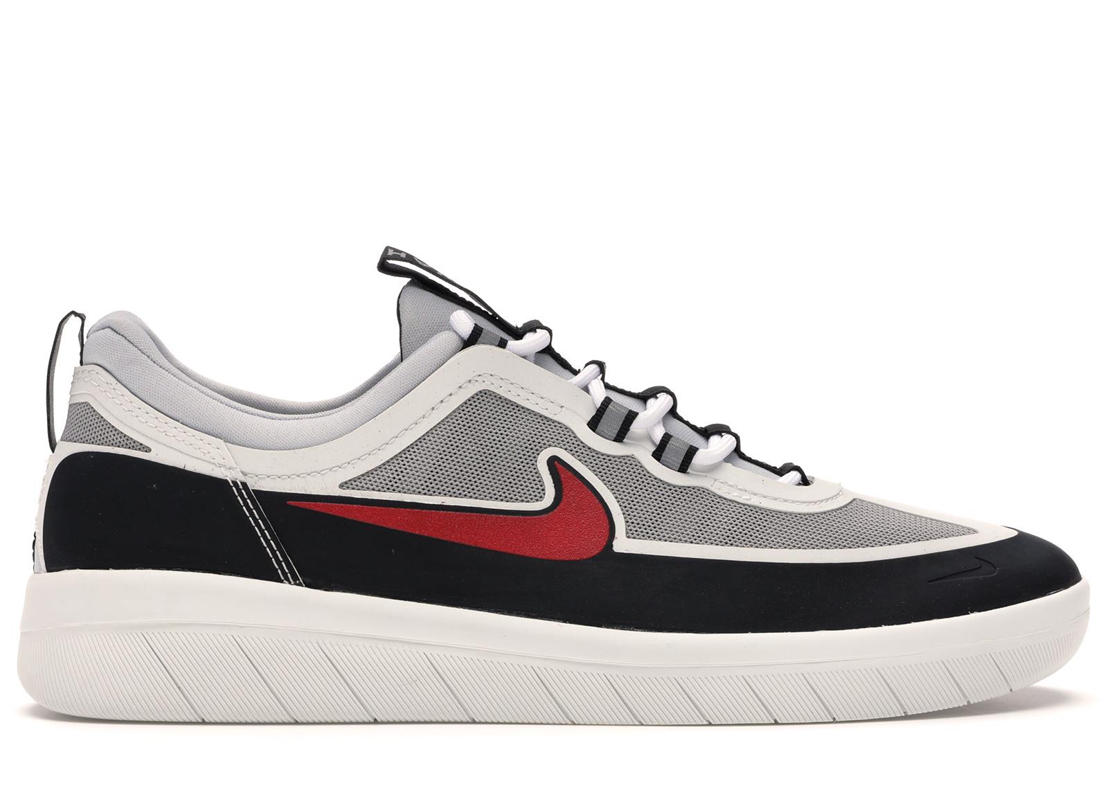 Nike SB Nyjah Free 2 Spiridon - BV2078-002
