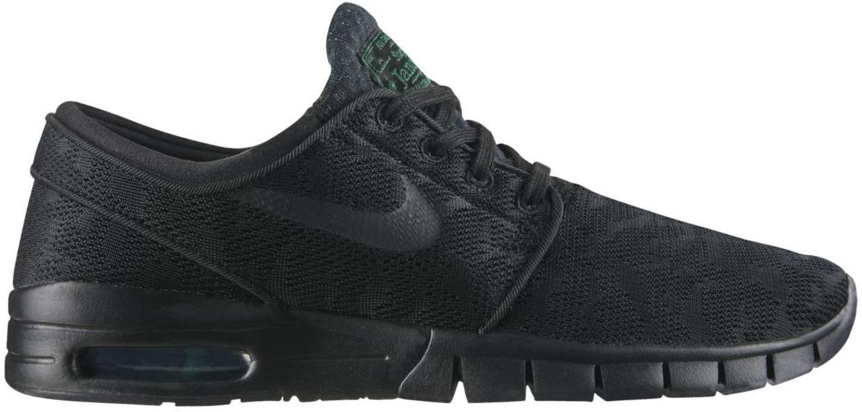 Nike SB Stefan Janoski Max Black Green