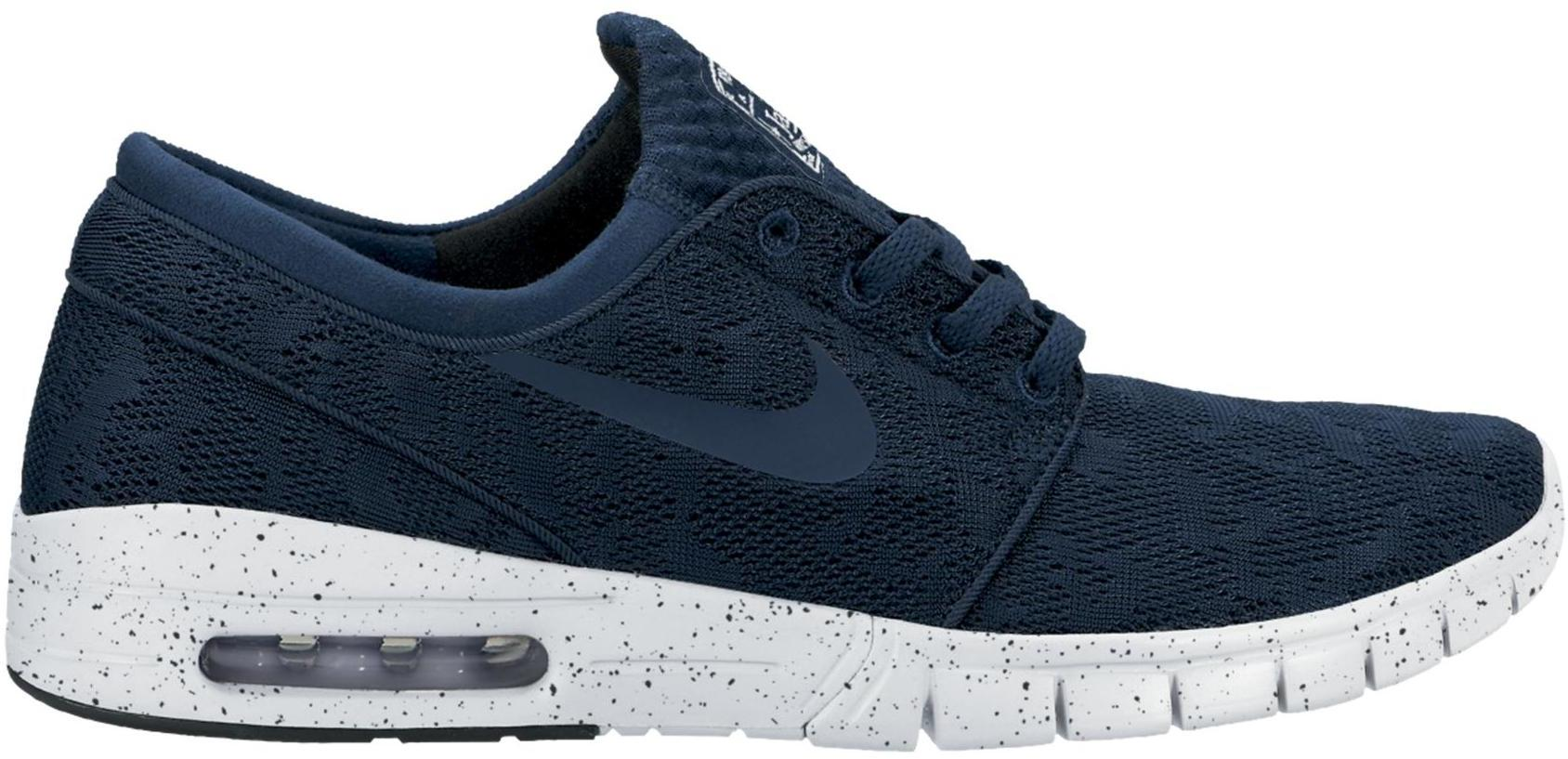 Nike SB Stefan Janoski Max Midnight Navy - 631303-441
