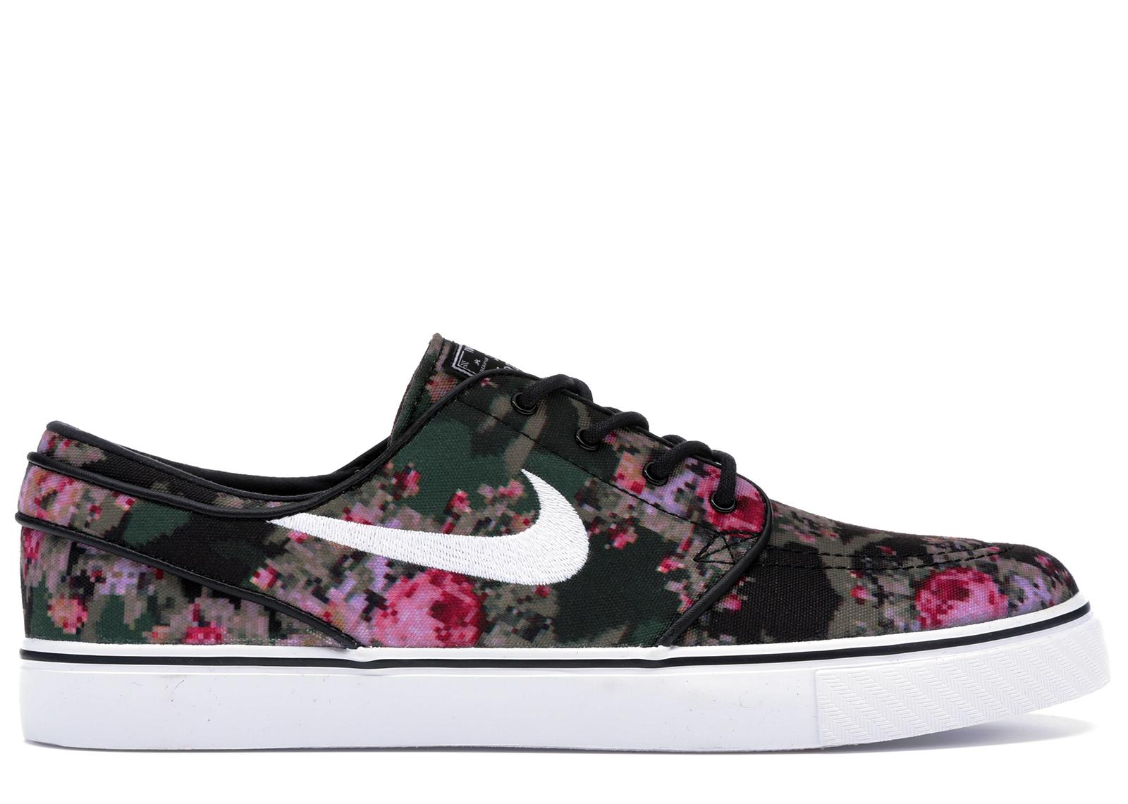 Nike SB Stefan Janoski Zoom Digi Floral Pink (2016) - 482972-900