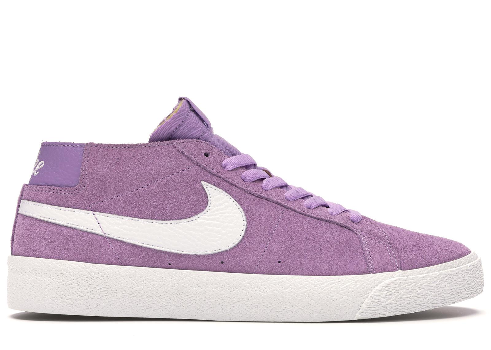 Nike SB Zoom Blazer Chukka Violet Star - AT9765-500