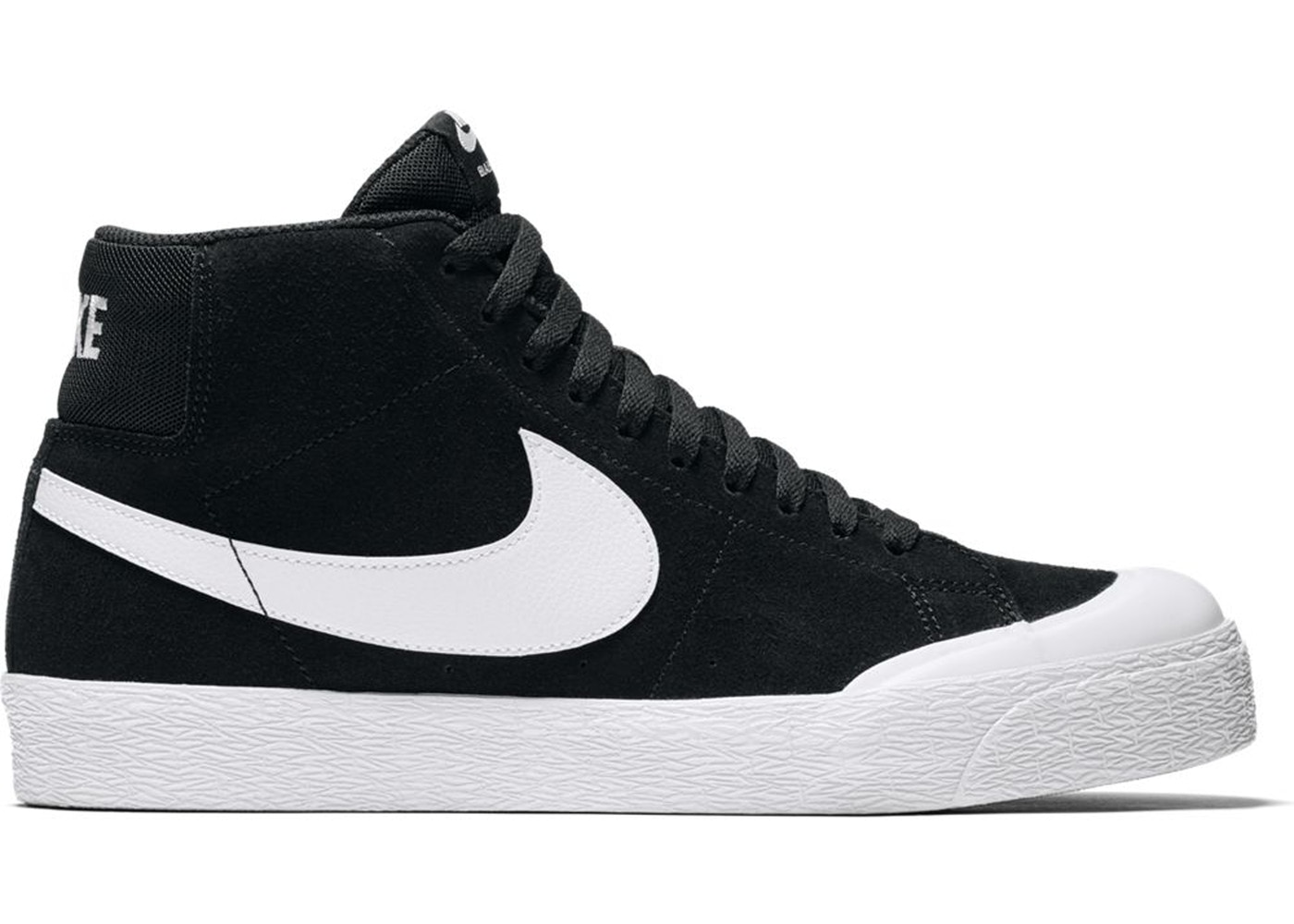 Nike SB Zoom Blazer Mid XT Black White Gum - 876872-019