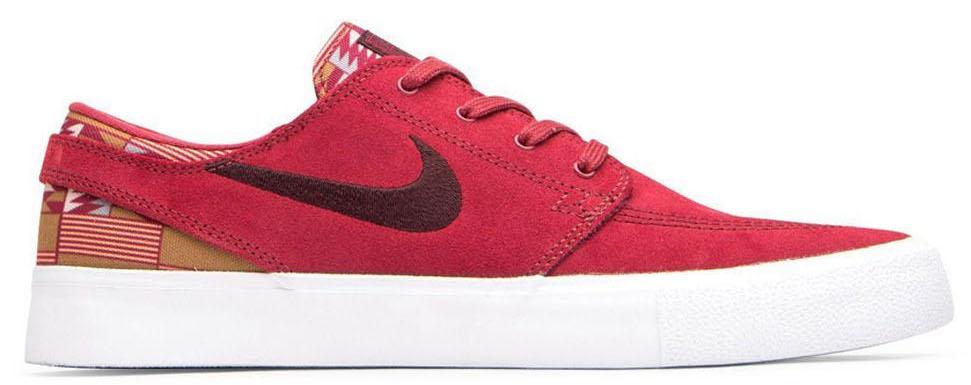 Nike SB Zoom Stefan Janoski RM Premium Red - CI2231-600