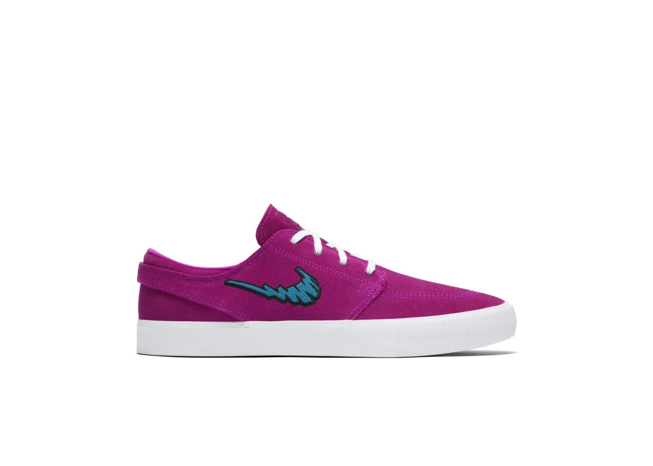 Nike SB Zoom Stefan Janoski RM Vivid Purple - AQ7475-500