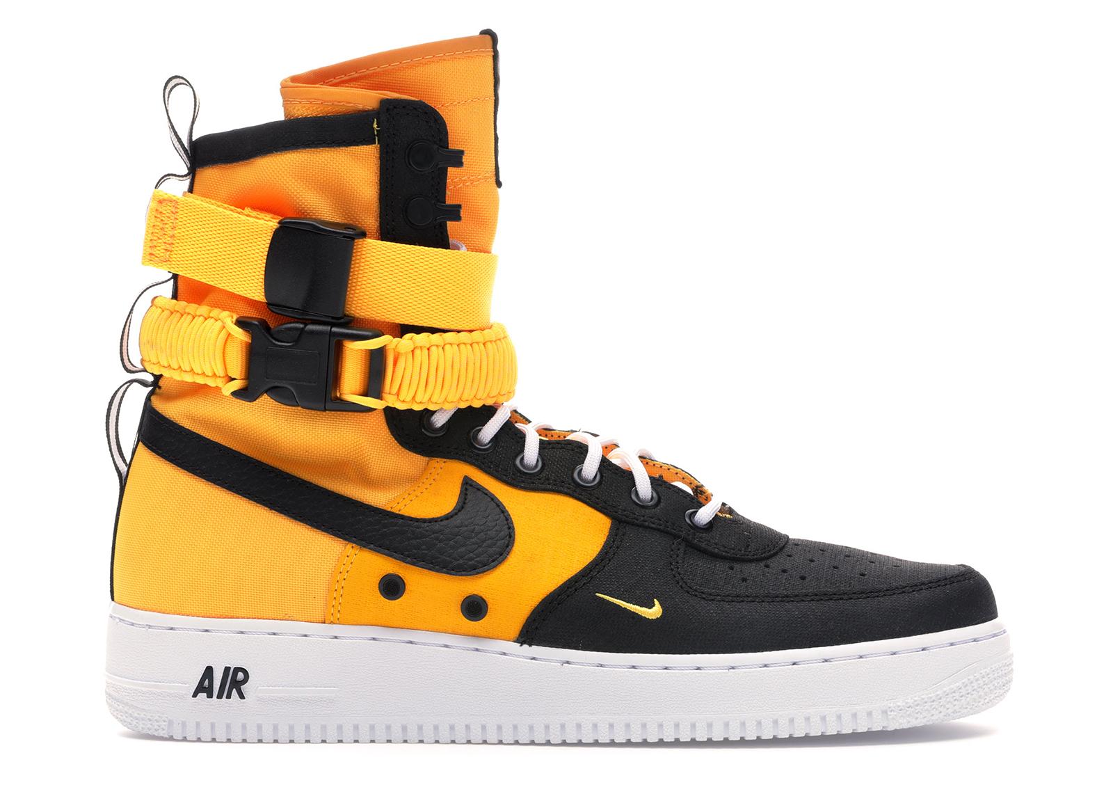 Nike SF Air Force 1 High Laser Orange - 864024-800