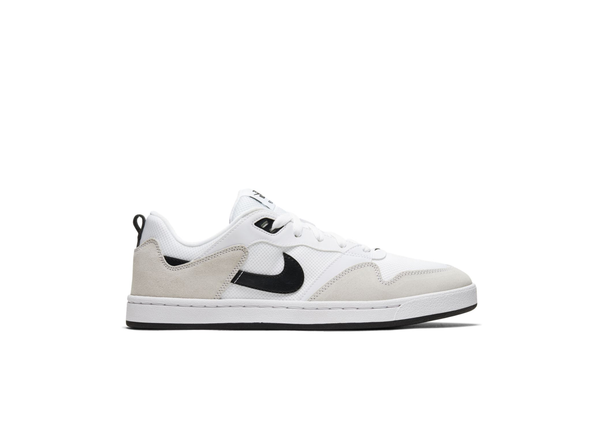 Nike Sb Alleyoop White