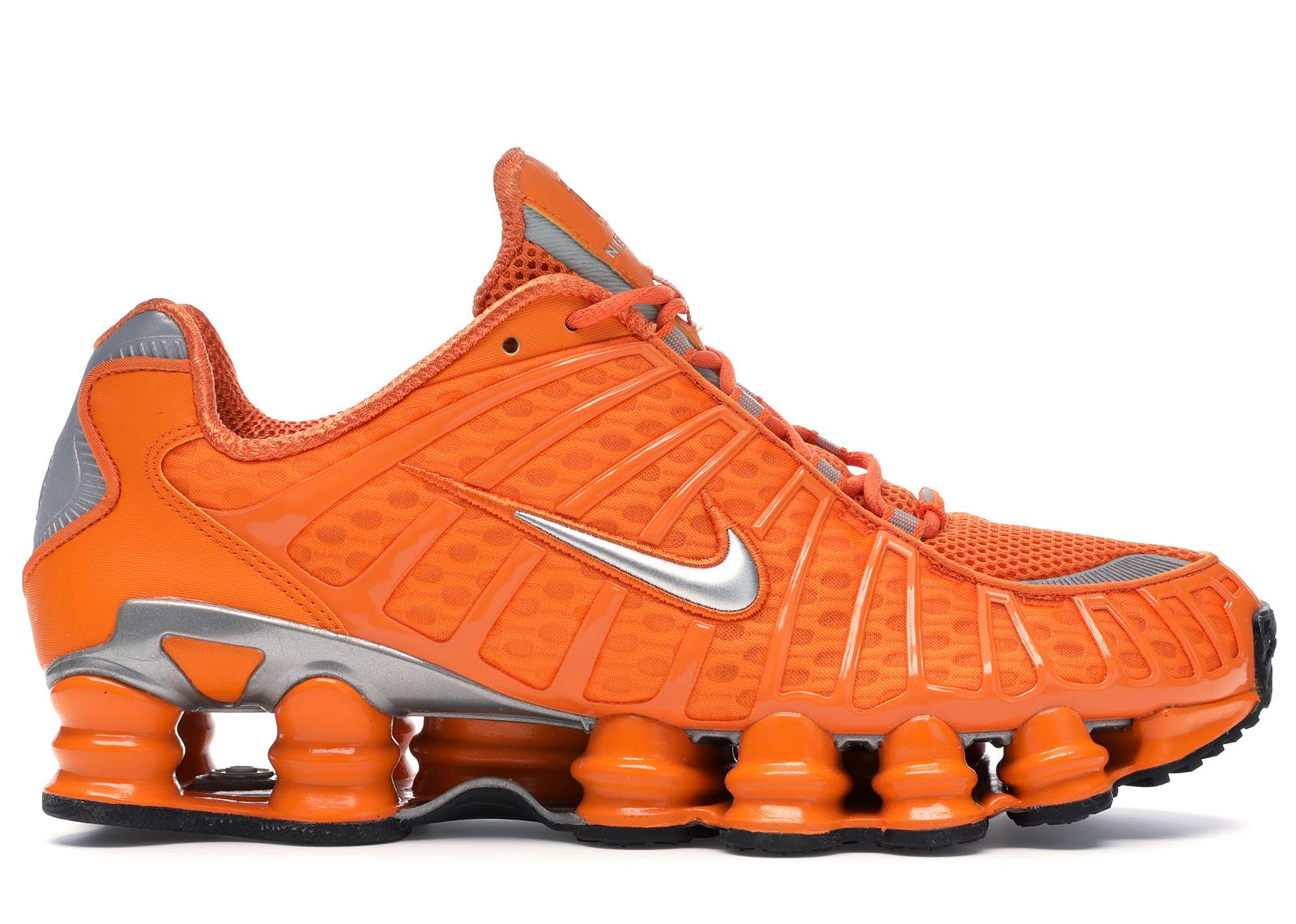Nike Shox TL Total Orange - BV1127-800