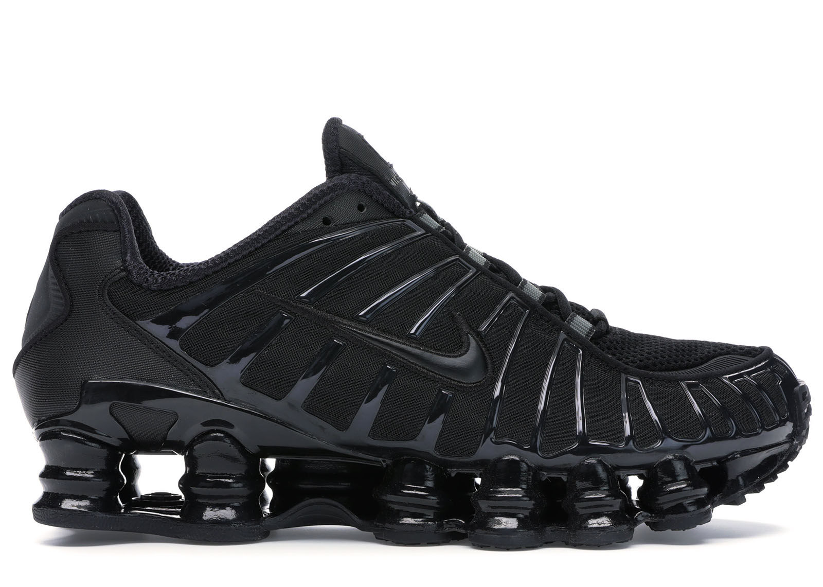 Nike Shox TL Triple Black - BV1127-001