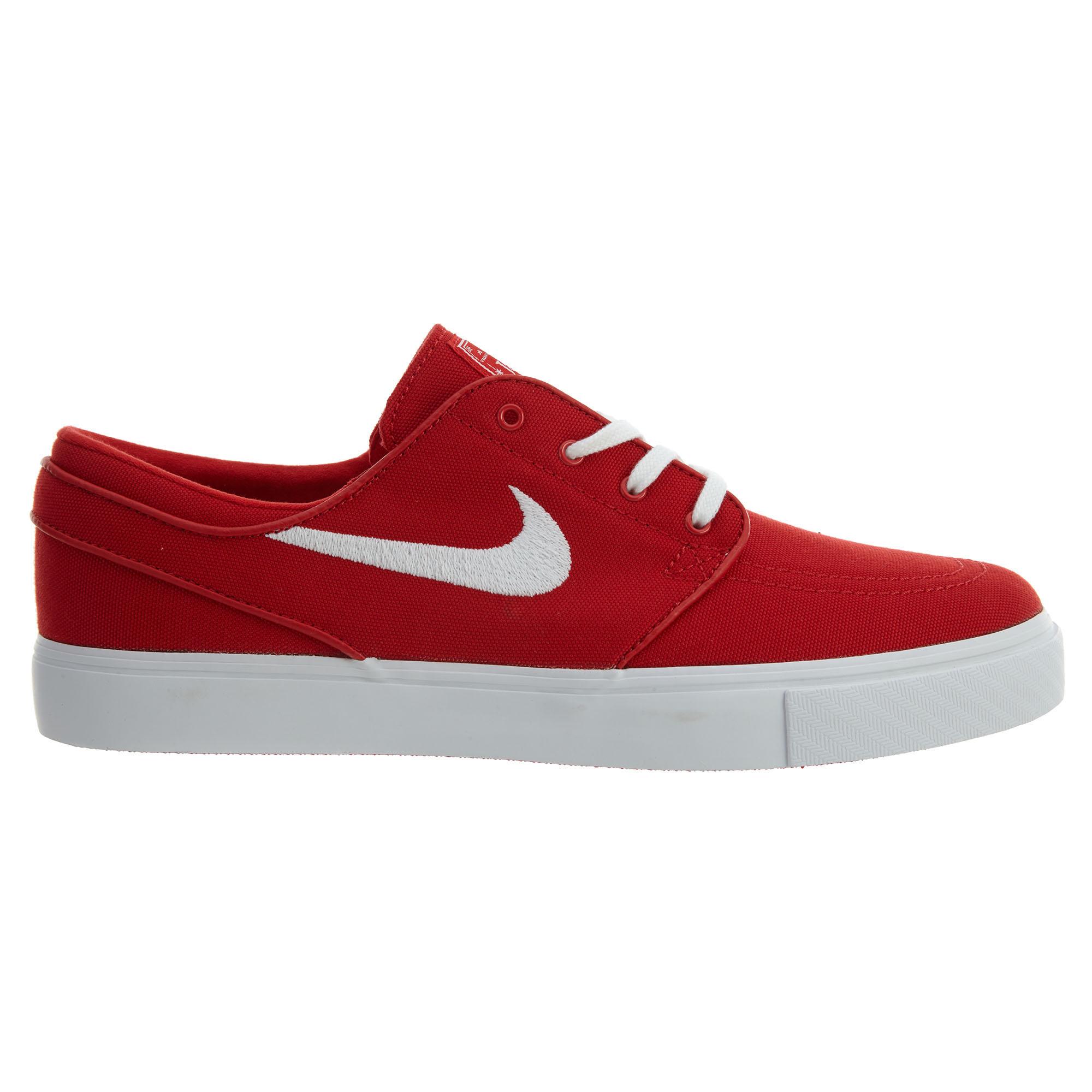 Nike Zoom Stefan Janoski Cnvs University Red/White - 615957-614