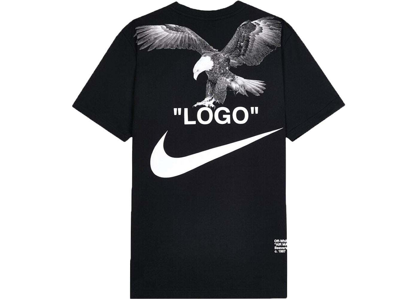 Plata Bloquear Nominación  OFF-WHITE x Nike NRG A6 Tee Black - FW18
