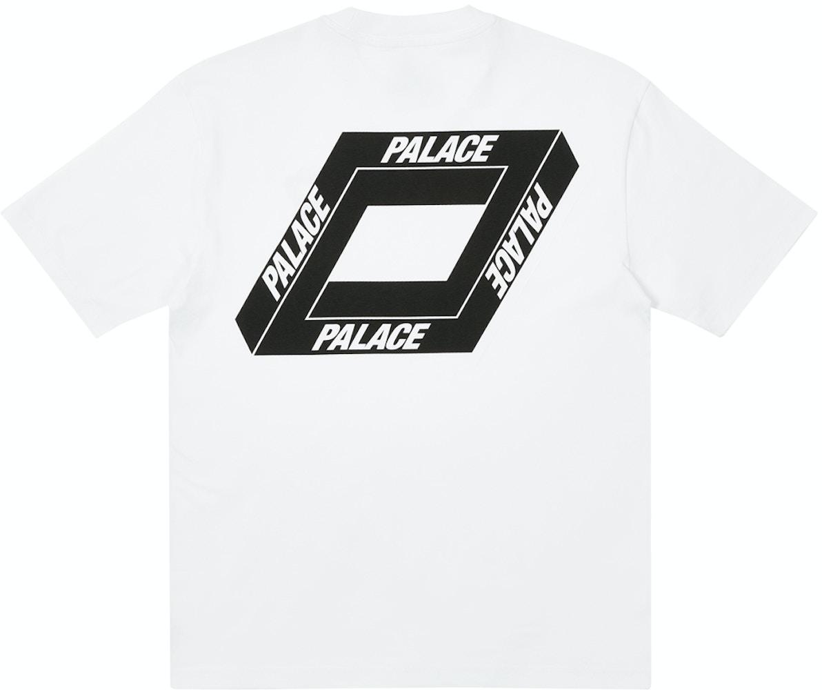 Palace Dodgy But Lush T-shirt White