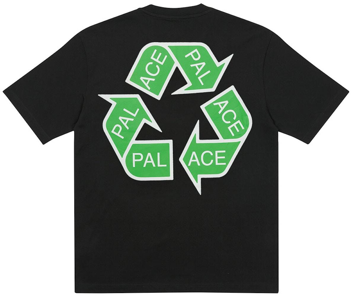 Palace P Cycle T-Shirt (SS21) Black